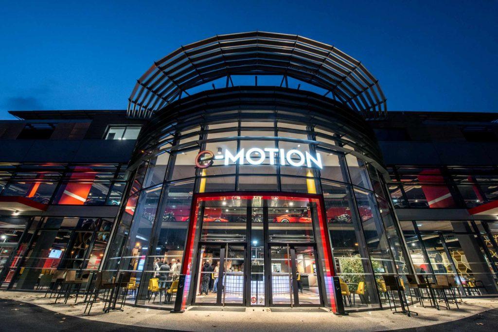 Restaurant E-Motion